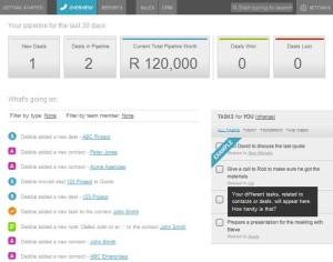 Base Screenshot Overview