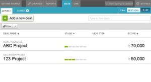 Base Screenshot Sales