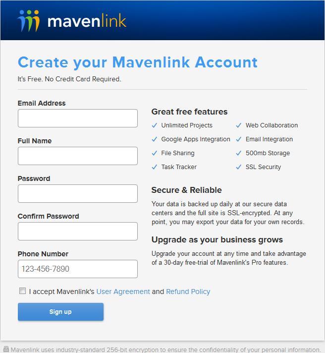 Mavenlink CRM Review By SmallBizCRM com
