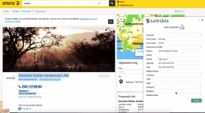 Salesbox - Adding leads with Google Chrome plugin