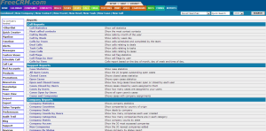 Free CRM Reports