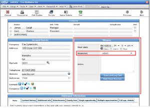 CallPro CRM Progressive Auto Dialer