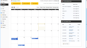 intouch-crm-calendar