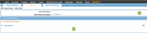 Leadmaster CRM Custom Reports