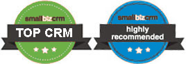 SmallBizCRM Top CRM and Highly Recommended