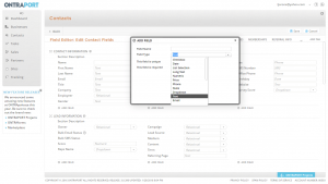 Ontraport-CRM---Contacts-Custom-field