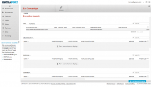 Ontraport CRM - Tracking