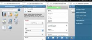 Maximizer CRM - Mobile Platform